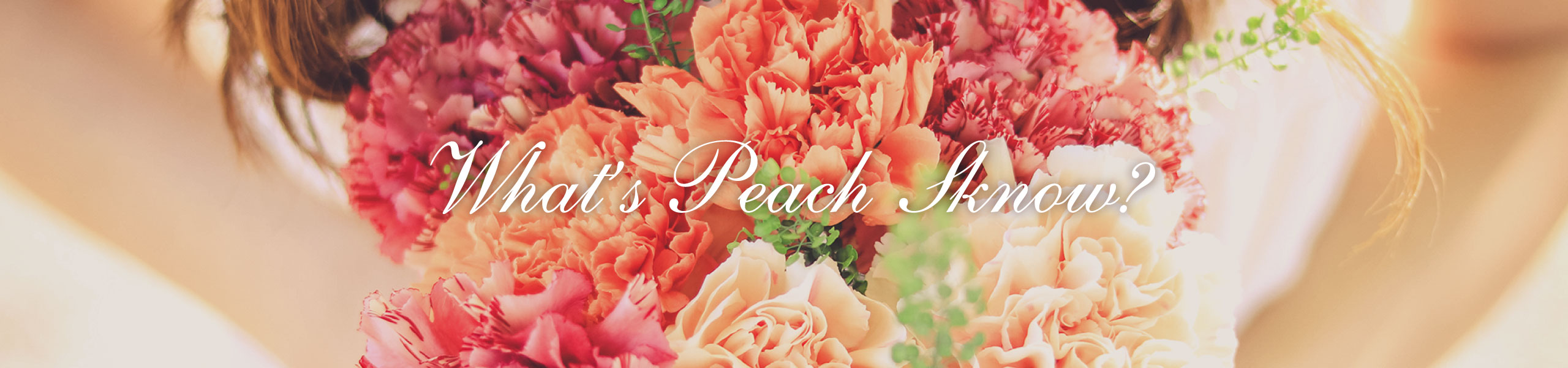 What's Peach Sknow?